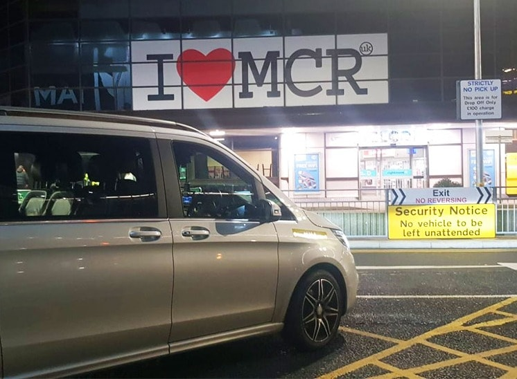 Manchester Piccadilly Taxi & Minibus Service